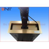 Quality Computer Screen LCD Motorized Lift With 15 Degree Overturn Angle for sale