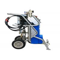 Polyurethane Spray Foam Equipment , PU Spray Machine Easy Maintenance