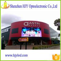 Quality P8 outdoor full color led screen /cheap led display outdoor for sale