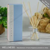 Quality Long Lasting Scented Oil Reed Diffuser for sale