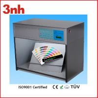 Quality T60(5) Color Light Box with 5 lights for matching textile lab dips to fabric samples for sale