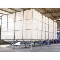 Buy cheap Polystyrene Styrofoam EPS Foam Production Line EPS Raw Material Silo from wholesalers
