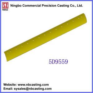 China Dozer blades or snow plough CUTTING EDGE 5D9559 on sale