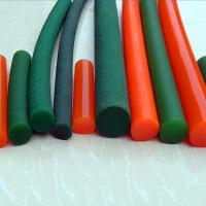 Quality Pu Round Ceramic Industrial Conveyor Belts , Portable Conveyor Belts for sale
