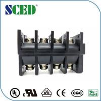 Quality Brass Terminal Connector Block , 101A Barrier Strip Terminal Connector for sale