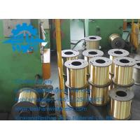 Quality China wholesale  high quality and low price edm brass copper wire with for EDM cutting machine for sale