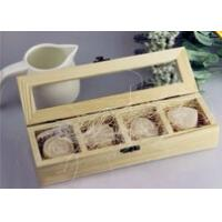 Best Wooden Soap Boxes With Transparant Cover wholesale