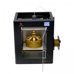 China Single nozzle Desktop 3d printer industrial 0.4mm dimeter PLA ABS HIPS filament on sale