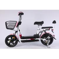 Quality LCD Display Steel Frame Folding E Bike Drum Brake With CE And Lead Acid Battery for sale