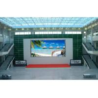Best P4 Indoor Full Color Led Curtains For Advertisments , Advertizing Led Screen wholesale
