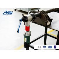 China Portable Hand Held Electric Pipe Beveling Machine for Mechanical Pipe Edge Preparation on sale