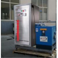 China Stainless Steel PSA Nitrogen Generator 95%-99.99% For Cake / Biscuit on sale