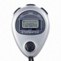 Quality Sport Timer with Six-Digit LCD Panel and Alarm Function for sale