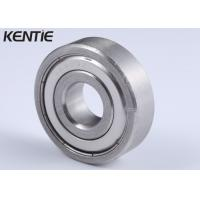 China Standard 6303ZZ Single Row Deep Groove Ball Bearing For Spinning Equipments on sale