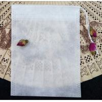 Buy high quality packaging paper/heat seal disposable tea filter bag at wholesale prices