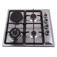 Quality 760mm Length OEM Gas And Electric Hob With High Temperature Protection for sale