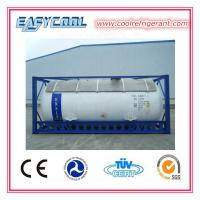 Quality R134A gas with ISO-Tank in bulk with fast dilivery in 3 days for sale