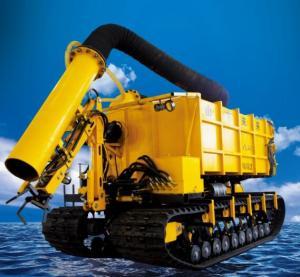 Underwater Suction Filter Mining Dredge ROV VVL-LD600-4000 for Underwater Mining