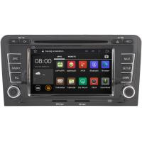 Quality Audi S3 High Resolution Car Radio Touch Screen GPS Navigation Multi Language 2006 - 2013 for sale