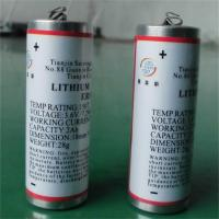 Quality 3.6V ER18505 AAA LiSocl2 Battery Cell for sale