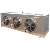 Buy cheap 304L Stainless steel air cooler housing with SS mesh cover, the blades are not from wholesalers