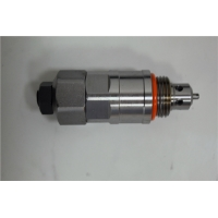 Quality Hitachi 4358914 Hydraulic Parts EX220-5 ZX200 ZX250 ZX270 OEM Main Relief Valve for sale