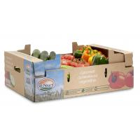 Quality Durable Food Packaging Boxes For Fresh Fruit Gift Box Food Grade for sale