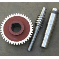 Quality Electrical Forging Worm Gear with OEM Service for sale