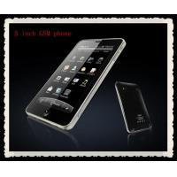 5inch Capacitance  Android Phone with WIFI,Google Map,GPS
