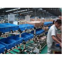 China Convinient Pallet Flow Rack Cold Steel Heavy Duty With Efficient Work on sale