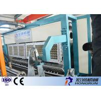 Quality High Efficiency Pulp Thermoforming Machine , Fruit Pulp Making Machine for sale