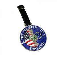 Quality Classic Personalised Golf Accessories Gifts , Custom Golf Bag Tags No Minimum for sale