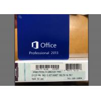 Quality Genuine Office 2013 Pro Download , Office 2013 For Windows 10 Retail Pack for sale