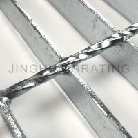 Buy cheap 6.4mm Anti Slip Grating from wholesalers