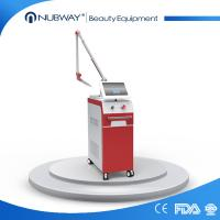 China q switch nd yag laser skin care nd yag long pulse laser / nd yag laser tattoo removal machine on sale