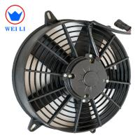 Suction 5 Straight Blades 24v Electricaxial Cooling Fan With Free Samples
