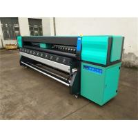 Quality 3.2m Economical High Resolution and Speed Eco Solvent Printer with 4pcs DX6heads for sale