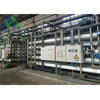 Quality Large Scale Commercial Desalination Systems , Domestic Desalination Plant for sale