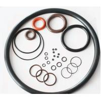 Quality Colored Round Flat Large Small Rubber O Ring Seals FKM SBR NR HNBR Nitrile for sale
