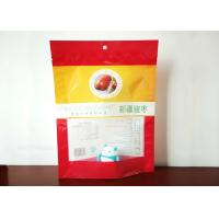 China Custom Snack Food Jujube Packaging Recyclable Ziplock Laminated Plastic Pouch on sale