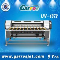 Best Digital Printer Roll to Roll UV Flatbed Printer 1.8m for Large Format Advertising Industry wholesale
