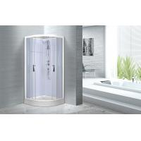 Cheap , Popular luxury shower cabin ,  Chrome Aluminium Quadrant Shower cabin