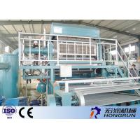 Quality Fruit Supporter Apple Tray Machine With Free Pollution Material Long Service Life for sale