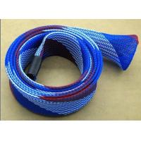 Quality Braided Mesh Sleeve Fishing Rod Sleeve Fishing Rod Cover China for sale