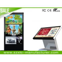 China 3000:1 52 inch Touch Screen Digital Signage Support English / French on sale