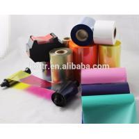 China Thermal label printer use barcode thermal transfer ribbon for zebra sato tsc argox printer on sale