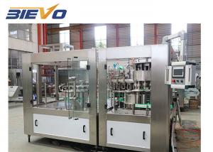 Quality Electric 12 Heads 6000cph Cans Filling Machine for sale