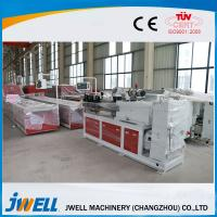 Quality Sound Insulation Board Pvc Extrusion Line Fully Automatic Double Screw for sale