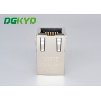 Quality Network Filter SMD 25.4mm Low Profile RJ45 For MODEM for sale