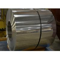 China Mill Unpolished 1/4 Aluminum Deck Plate , Aluminum Sheet Coil 48 X 192 on sale